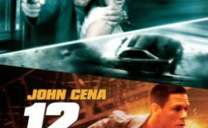 电影:12 rounds  (12 回合)