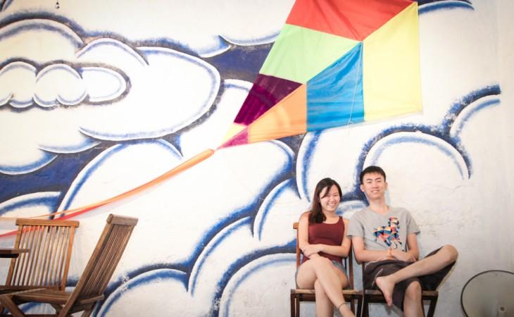 Layang Layang Guest House @ Malacca
