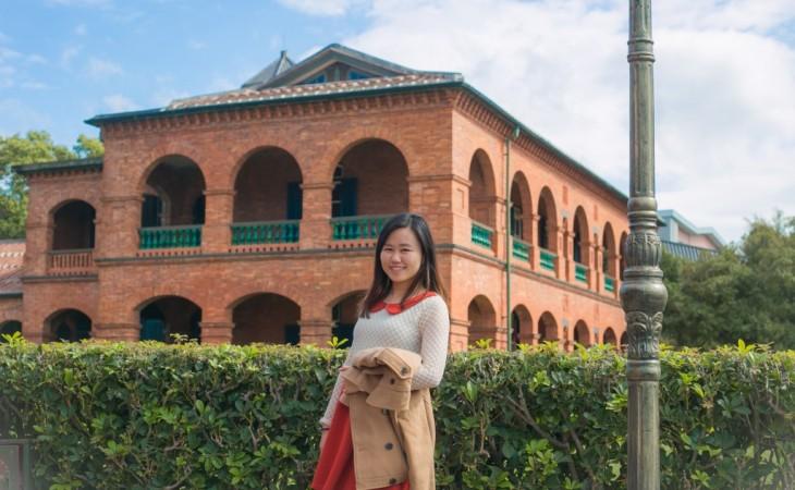 2015年的台湾之旅