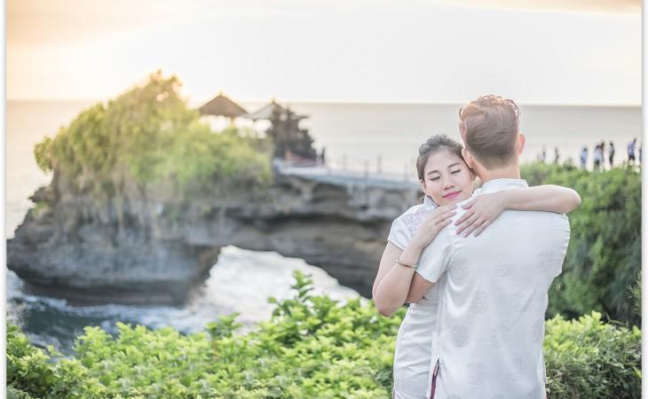 Bali PreWedding Shooting – Tanah Lot